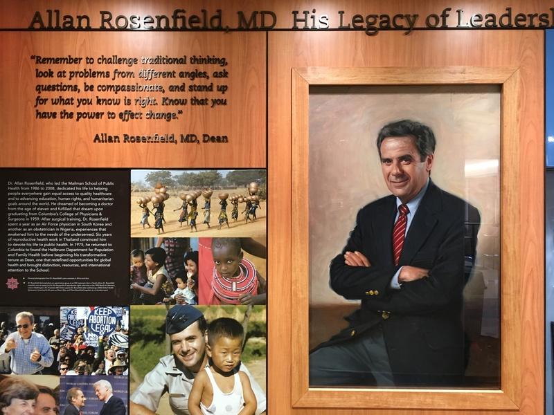 Allan Rosenfield Columbia University