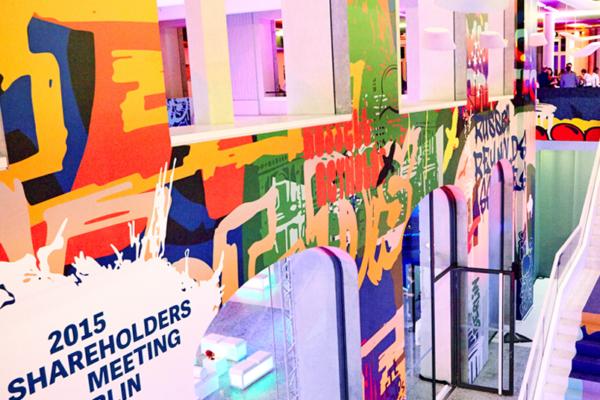 Annual Meetings: Three Years, Three Countries, Three Designs