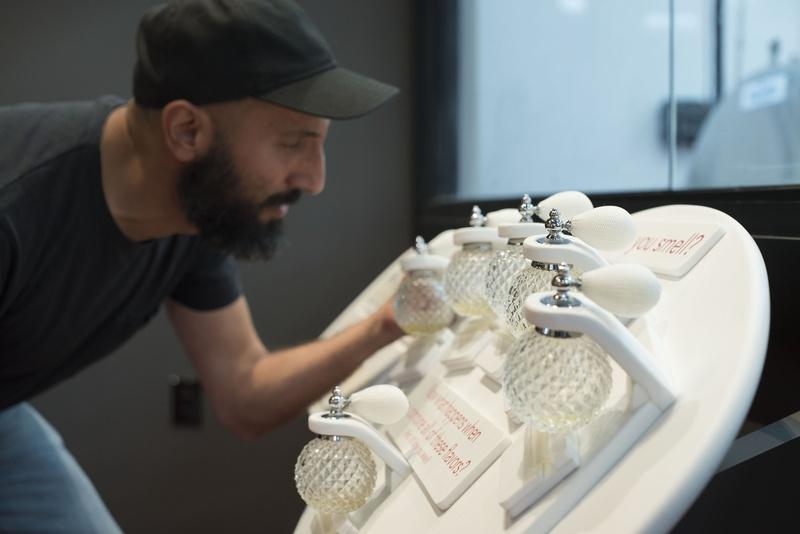 Ice Cream Museum Exhibit Design