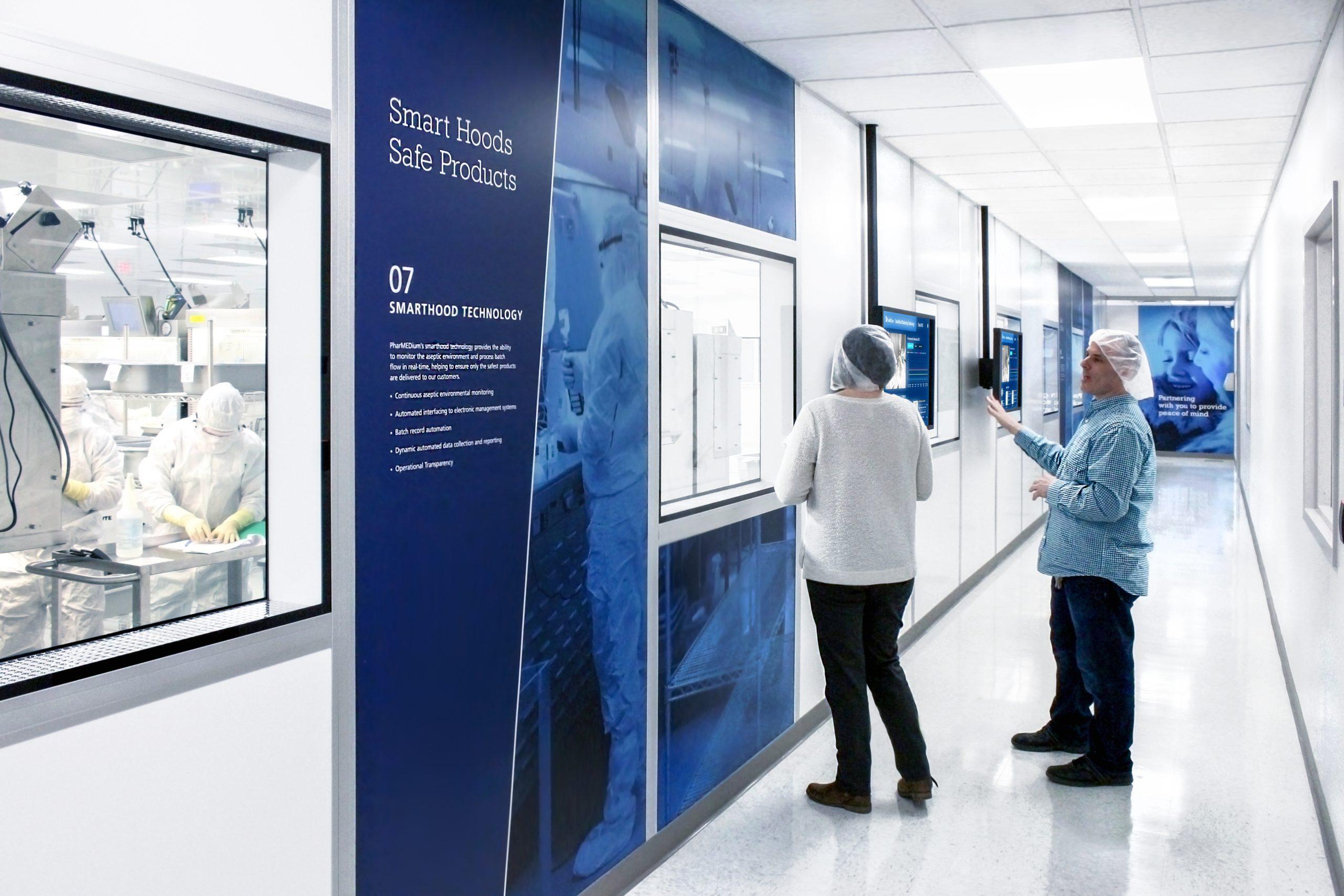 Service Design Pharmaceutical Visitor Center