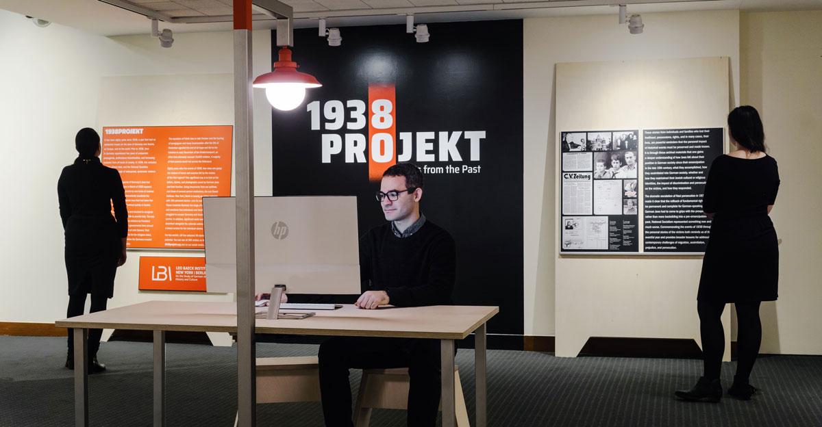 exhibit design interactive eleements
