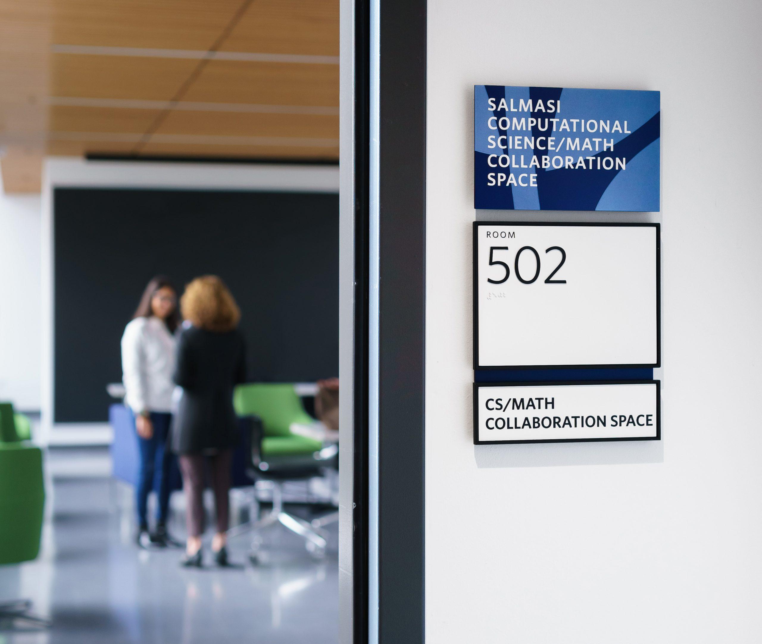 Milstein-Center-Barnard-College-Signage-Wayfinding-design