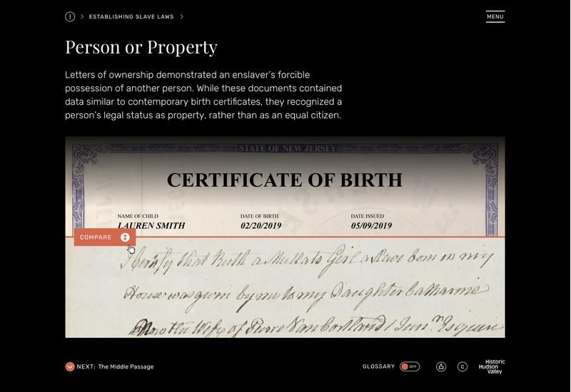 Interactive documentary
