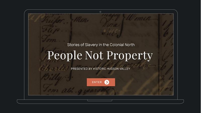 Cultural institution website design