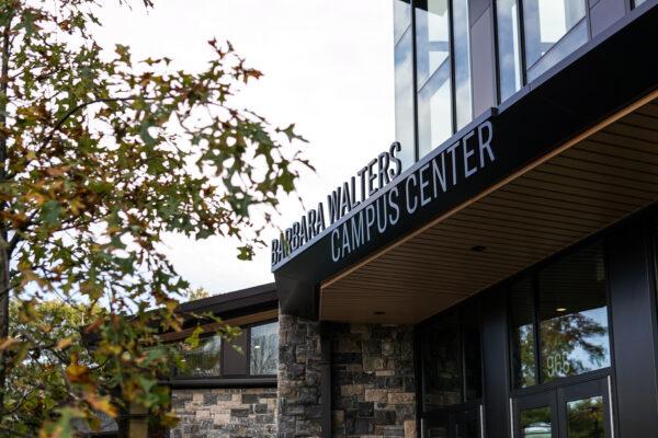 Barbara Walters Campus Center