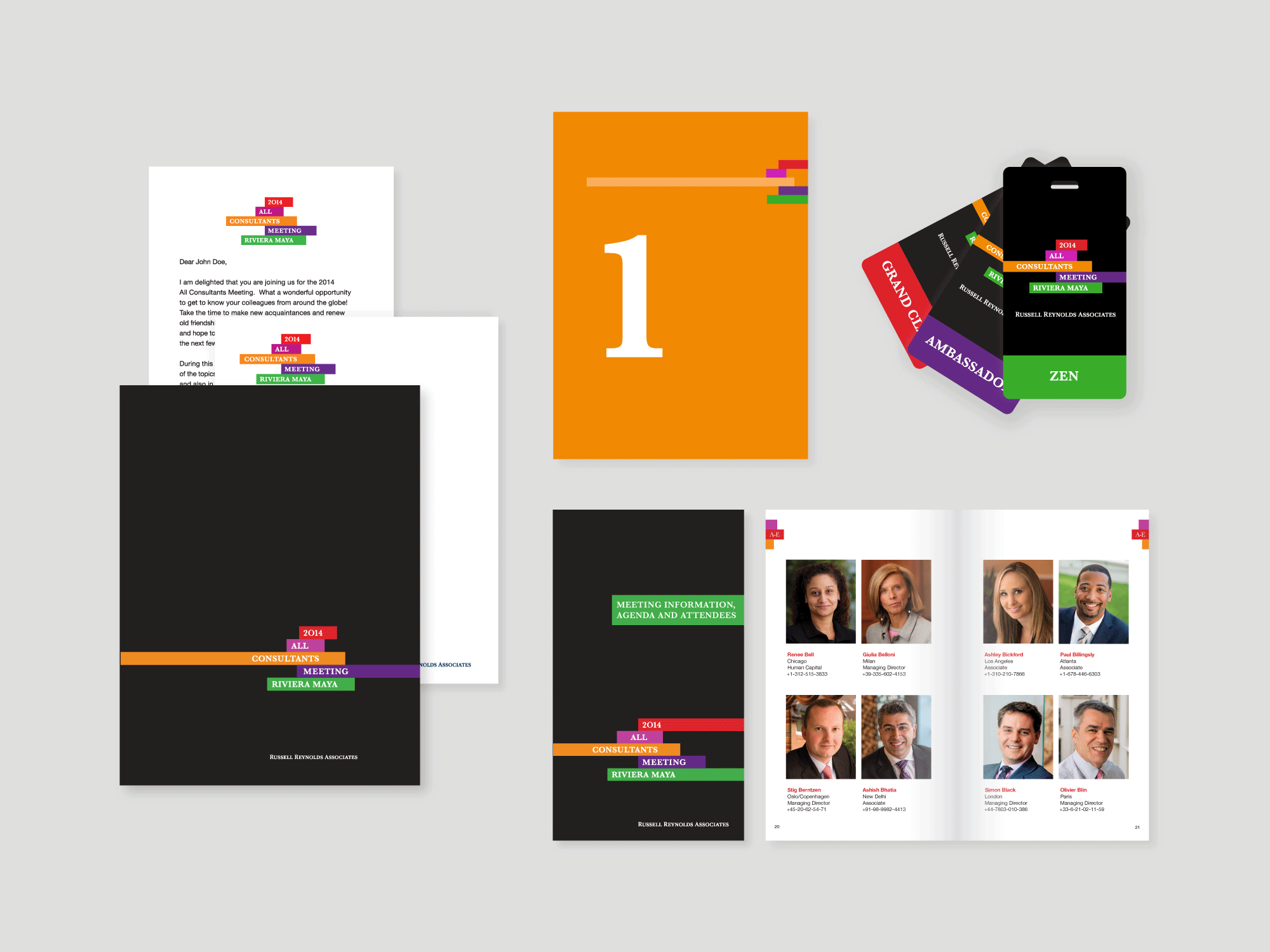 RRA 2014 Mexico_Print Collateral