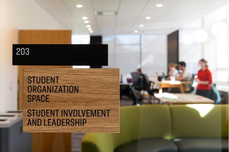Sarah Lawrence College Signage Program