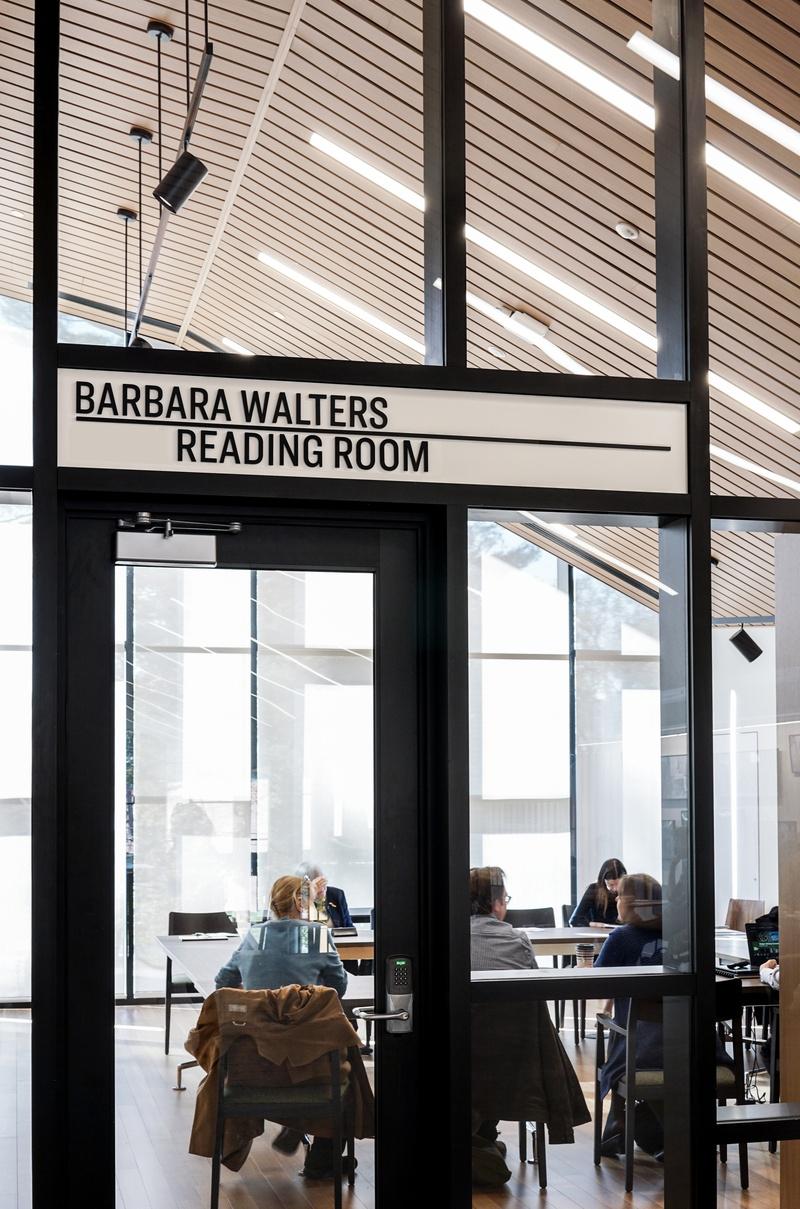Signage and Wayfinding Higher-ed