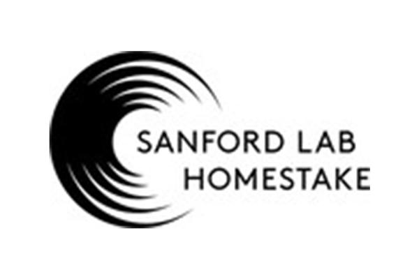 Logo Sanford Homestake Black (PNG)