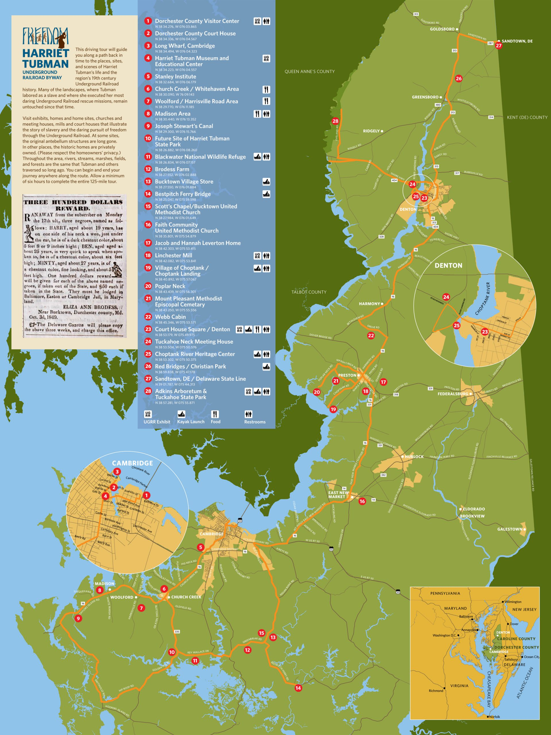 historic map design