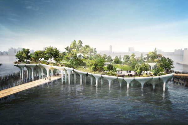 Little Island Park Design