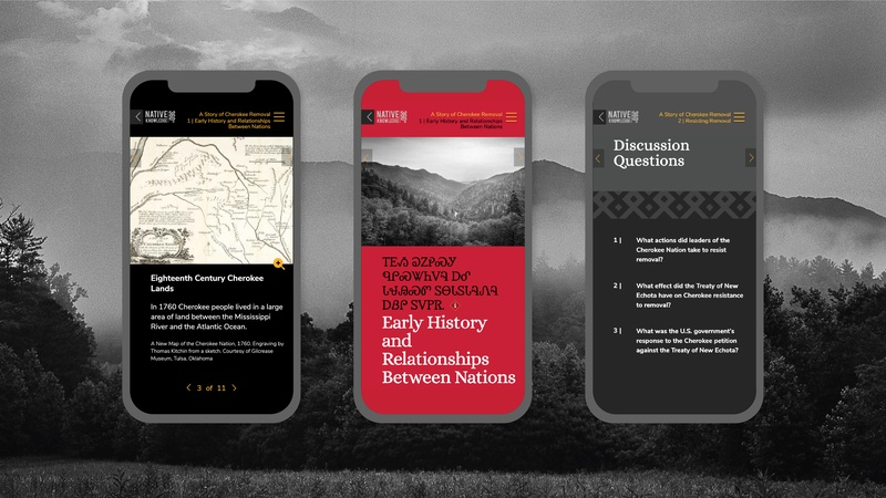 Museum Web Design Responsive