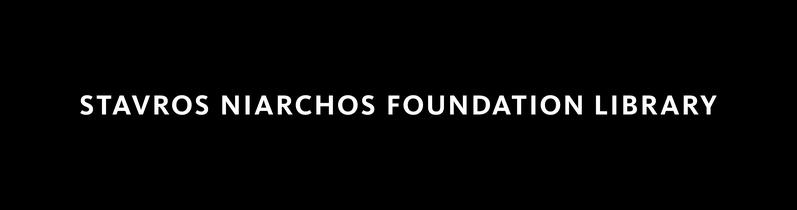 Stavros Niarchos Foundation Library Design
