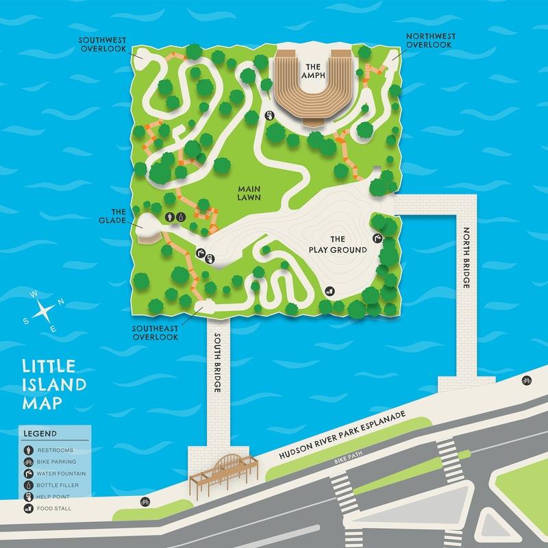 Little Island Graphic Design